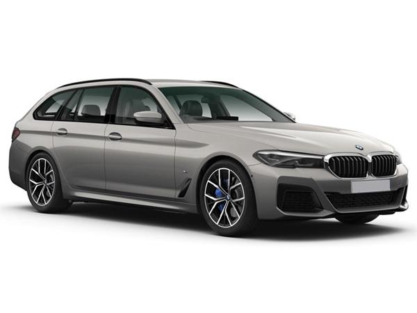 BMW 5 SERIES DIESEL TOURING 520d MHT M Sport 5dr Auto