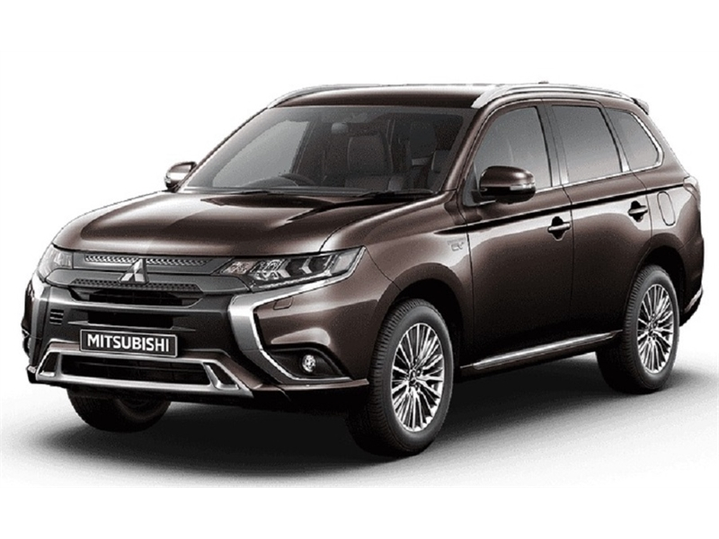 Mitsubishi OUTLANDER ESTATE 2.4 PHEV Dynamic 5dr Auto