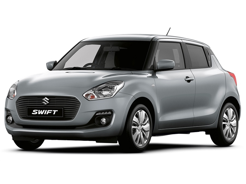 Suzuki SWIFT HATCHBACK 1.2 Dualjet SHVS SZ-T 5dr Hybrid
