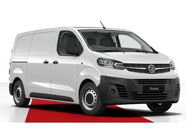 Vauxhall VIVARO L1 DIESEL 2700 1.5d 120PS Edition H1 Van