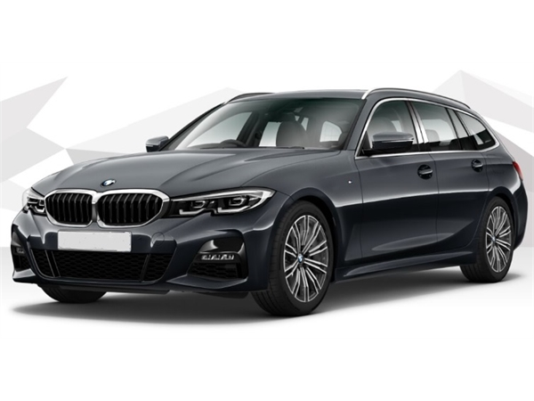 BMW 3 SERIES TOURING 320i M Sport 5dr Step Auto
