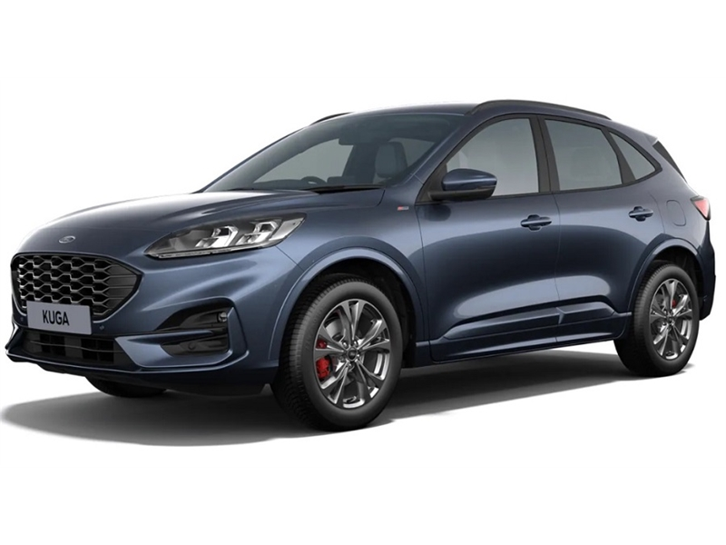 Ford KUGA 2.5 EcoBoost PHEV ST-Line 5dr Auto