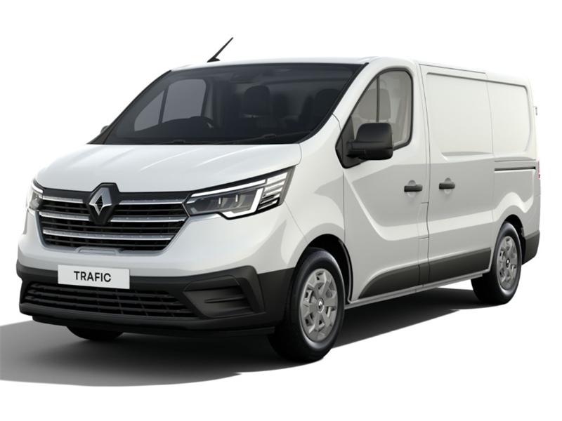 Renault TRAFIC LWB DIESEL LL30 ENERGY dCi 120 Business Van