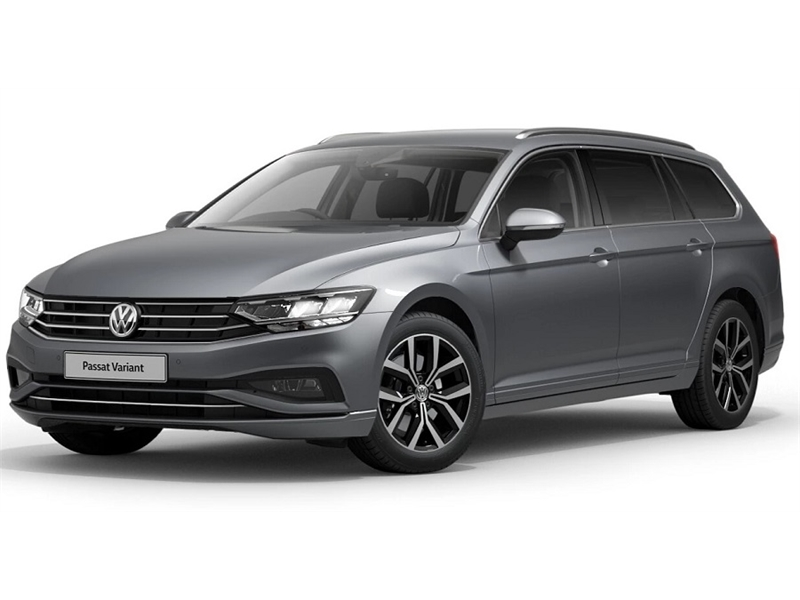 Volkswagen PASSAT DIESEL ESTATE 1.6 TDI SEL 5dr DSG