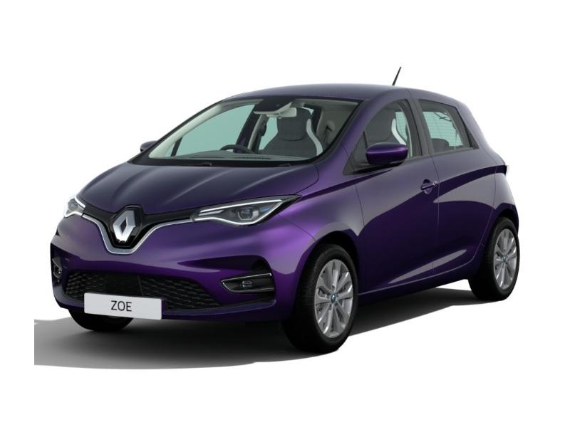 Renault ZOE HATCHBACK 100KW i Iconic R135 50KWh 5dr Auto