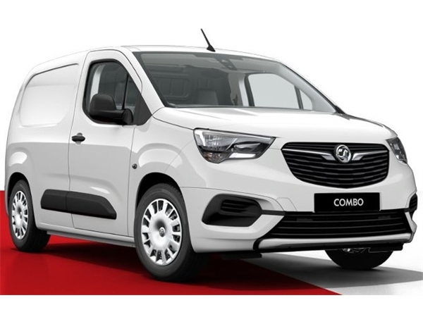 Vauxhall COMBO CARGO L1 DIESEL 2000 1.5 Turbo D 100ps H1 Sportive Van
