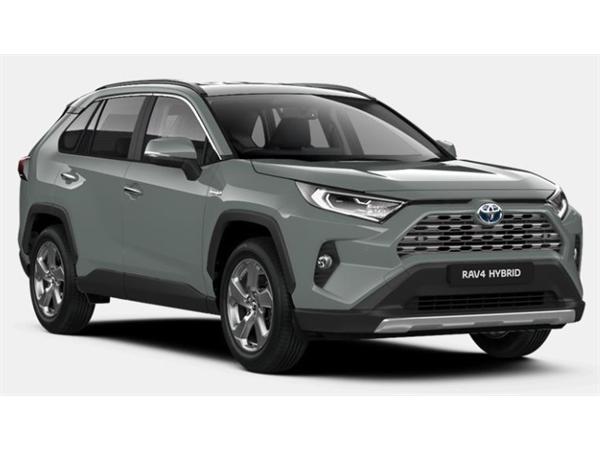 Toyota RAV4 ESTATE 2.5 VVT-i Hybrid Excel 5dr CVT 2WD