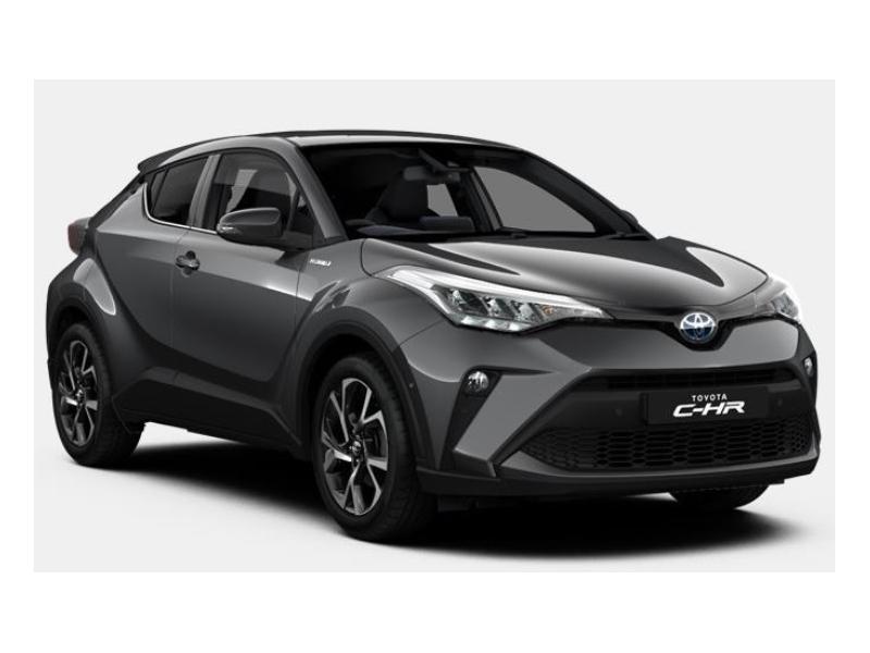 Toyota C-HR HATCHBACK 1.8 Hybrid Design 5dr CVT