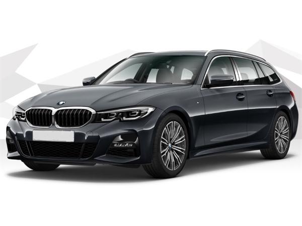 BMW 3 SERIES DIESEL TOURING 320d M Sport 5dr Step Auto