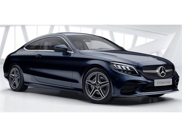 Mercedes-Benz C CLASS COUPE C200 AMG Line 2dr 9G-Tronic