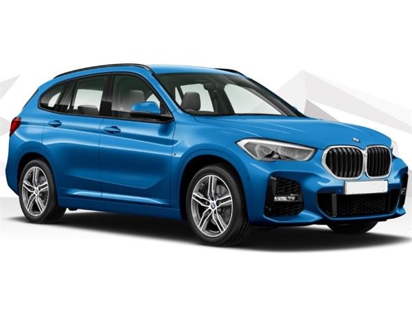 BMW X1 ESTATE sDrive 18i M Sport 5dr Step Auto