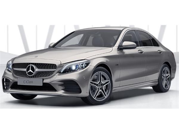 Mercedes-Benz C CLASS DIESEL SALOON C220d AMG Line Edition 4dr 9G-Tronic