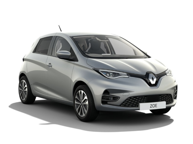 Renault ZOE HATCHBACK 100kW GT Line R135 50kWh Rapid Charge 5dr Auto