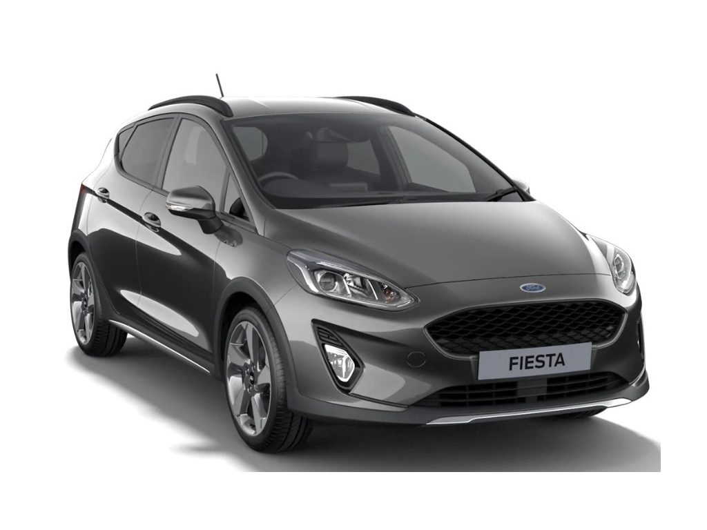 Ford FIESTA HATCHBACK 1.0 EcoBoost 95 Active Edition 5dr