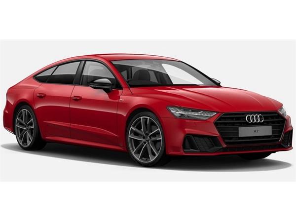 Audi A7 SPORTBACK 55 TFSI e Quattro Competition 5dr S Tronic [C+S]