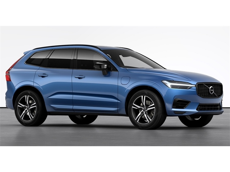 Volvo XC60 ESTATE 2.0 T6 Recharge PHEV R DESIGN 5dr AWD Auto