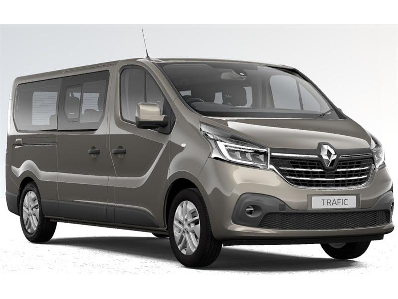 Renault TRAFIC LWB MINIBUS DIESEL LL30 ENERGY dCi 120 Sport Nav 9 Seater