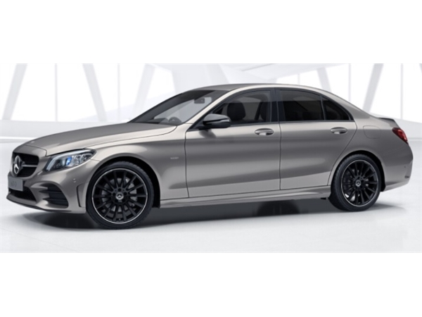 Mercedes-Benz C CLASS SALOON SPECIAL EDITIONS C220d AMG Line Night Edition Premium 4dr 9G-Tronic