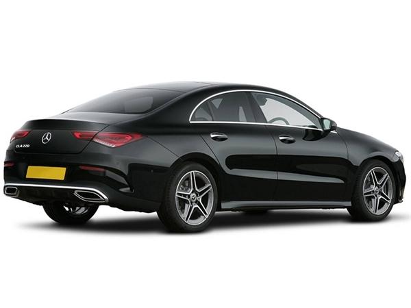 Mercedes-Benz CLA COUPE CLA 250e AMG Line Premium 4dr Tip Auto