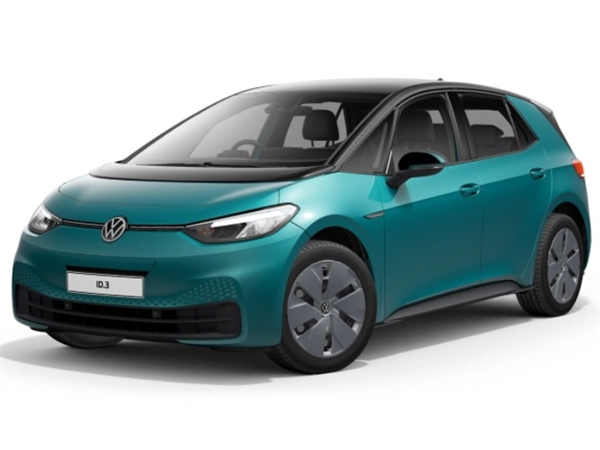 Volkswagen ID.3 ELECTRIC HATCHBACK 150kW Life Pro Performance 62kWh 5dr Auto