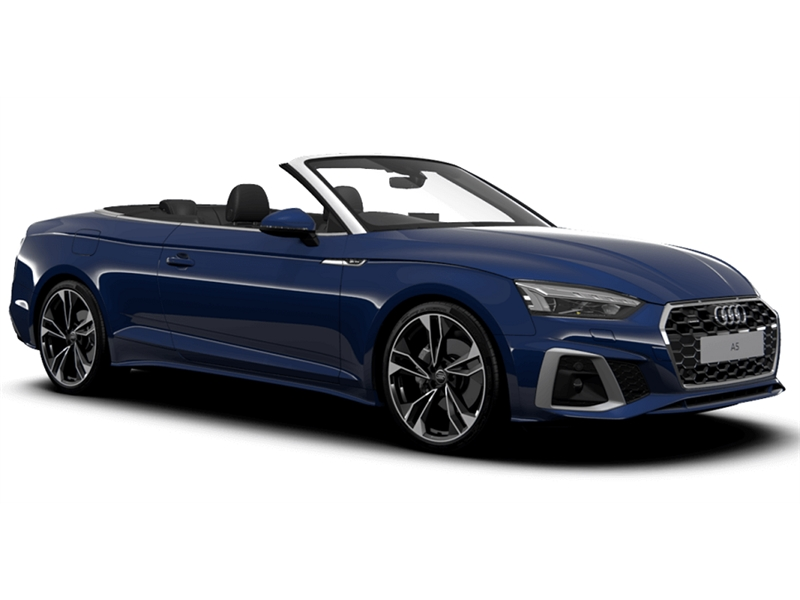 Audi A5 CABRIOLET SPECIAL EDITIONS 40 TFSI Edition 1 2dr S Tronic