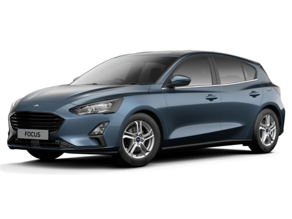 Ford FOCUS HATCHBACK 1.0 EcoBoost 125 Zetec Edition 5dr