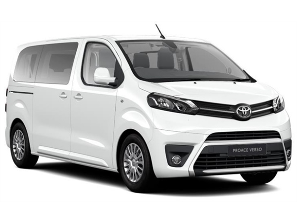 Toyota PROACE VERSO DIESEL ESTATE 1.5D Shuttle Medium 5dr