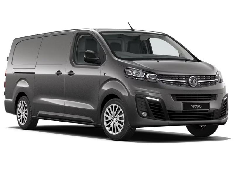 Vauxhall VIVARO L1 DIESEL 3100 2.0d 120PS Edition H1 Van - LARGE VAN - IN STOCK