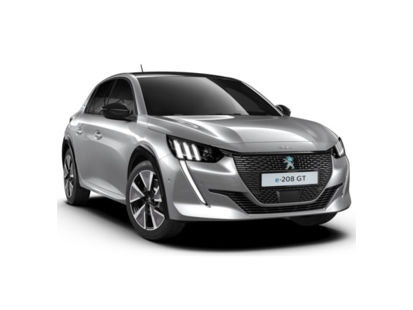 Peugeot E-208 ELECTRIC HATCHBACK 100kW GT Line 50kWh 5dr Auto