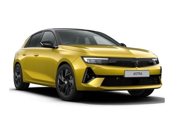 Vauxhall ASTRA HATCHBACK 1.2 Turbo 145 Elite Nav 5dr