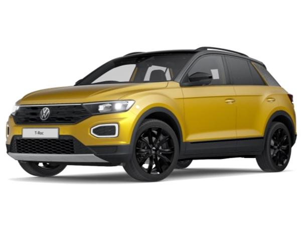 Volkswagen T-ROC HATCHBACK 1.5 TSI EVO Black Edition 5dr DSG
