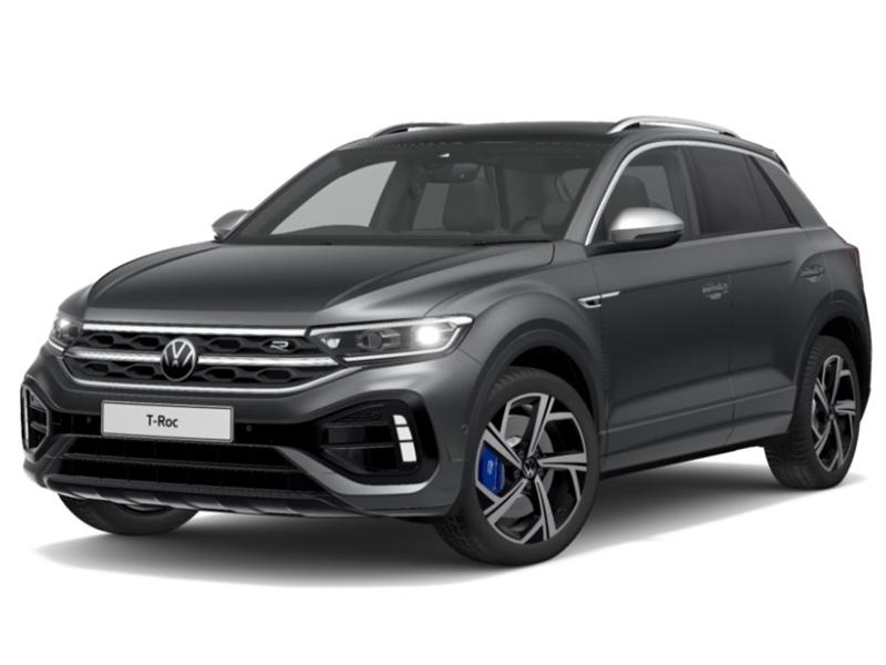 Volkswagen T-ROC HATCHBACK 2.0 TSI 4MOTION R 5dr DSG