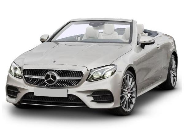 Mercedes-Benz E CLASS CABRIOLET E350 AMG Line Night Ed Premium Plus 2dr 9G-Tronic