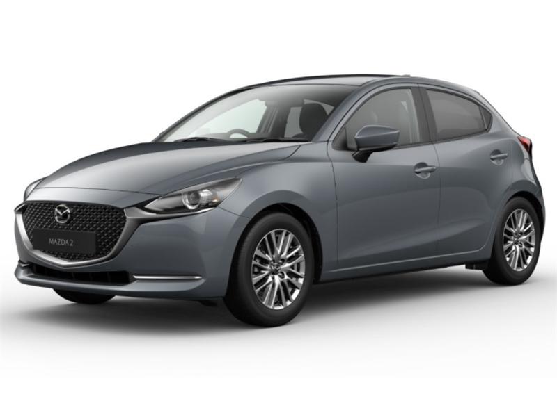 Mazda MAZDA2 HATCHBACK 1.5 Skyactiv-G GT Sport Nav 5dr
