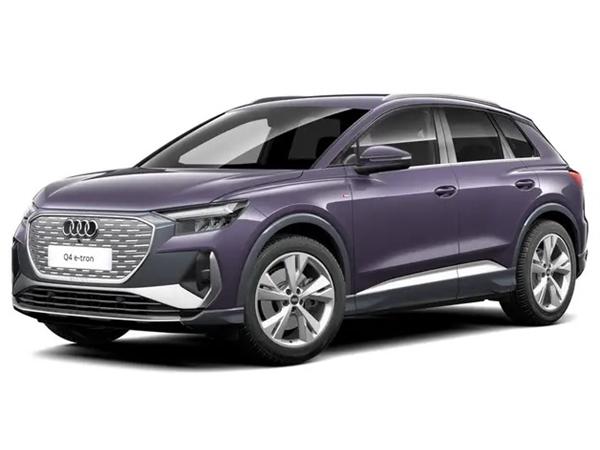 Audi Q4 E-TRON 125kW 35 55.52kWh S Line 5dr Auto