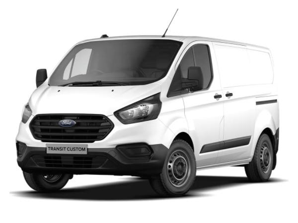 Ford TRANSIT CUSTOM 300 L1 DIESEL FWD 2.0 EcoBlue 105ps Low Roof Leader Van
