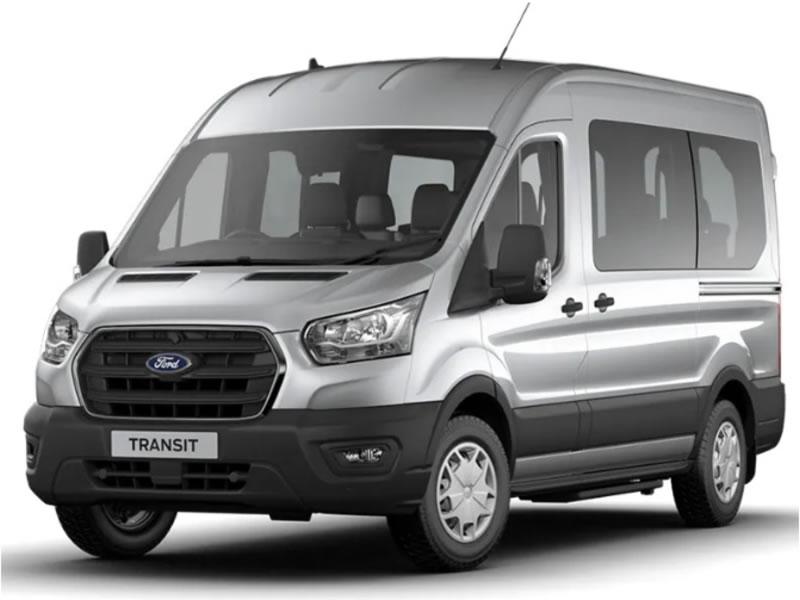 Ford TRANSIT 350 L2 MINIBUS DIESEL RWD 2.0 EcoBlue 130ps H2 12 Seater Trend