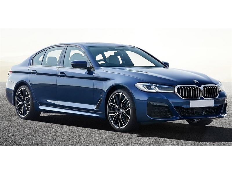 BMW 5 SERIES SALOON 520i MHT M Sport 4dr Step Auto