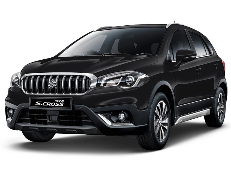 Suzuki SX4 S-CROSS HATCHBACK 1.4 Boosterjet 48V Hybrid SZ-T 5dr