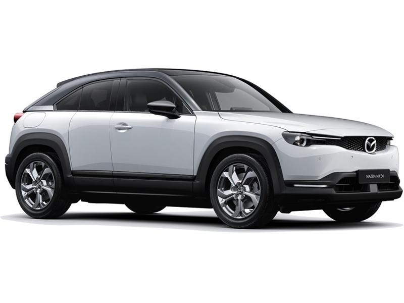 Mazda MX-30 HATCHBACK 107kW GT Sport Tech 35.5kWh 5dr Auto