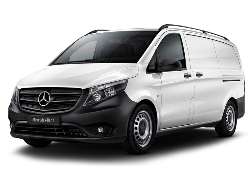 Mercedes-Benz VITO L2 DIESEL RWD 114CDI Progressive Van 9G-Tronic