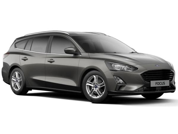 Ford FOCUS ESTATE 1.0 EcoBoost Hybrid mHEV 125 Zetec Edition 5dr