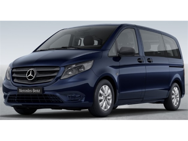 Mercedes-Benz VITO TOURER COMPACT DIESEL 114 CDI Pro 8-Seater 7G-Tronic