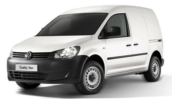 Volkswagen CADDY C20 PETROL 1.2 TSI BlueMotion Tech 84PS Startline Van
