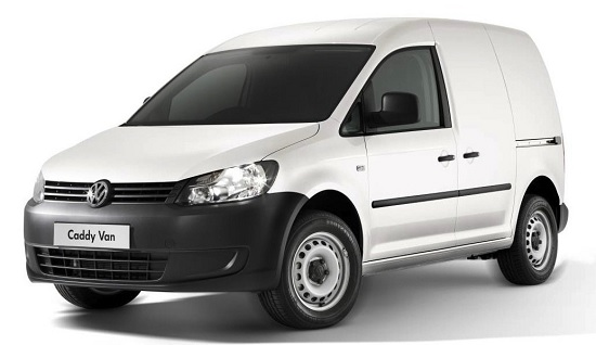 Volkswagen CADDY C20 PETROL 1.2 TSI BlueMotion Tech 84PS Startline Van