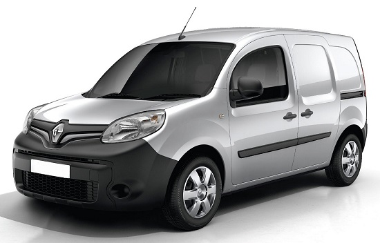 Renault Kangoo ML19dCi 75 Business Van Euro 6